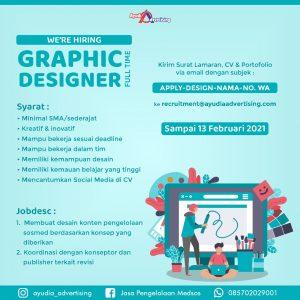 loker graphic designer